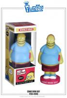 The Simpsons Comic Book Guy Bobble Head Knocker by FUNKO