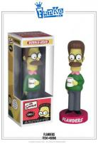 The Simpsons Ned Flanders Bobble Head Knocker by FUNKO