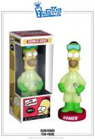 The Simpsons Glow In The Dark Homer Bobble Head Knocker by FUNKO