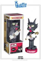 The Simpsons Scratchy Bobble Head Knocker by FUNKO