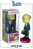 The Simpsons Mr Burns Bobble Head Knocker by FUNKO