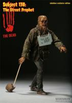 The Dead Subject 138 Street Prophet Exclusive Figure by Sideshow