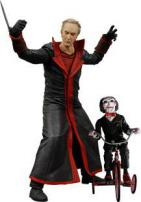 Cult Classics Hall Of Fame Series SAW 2 (Human Version) Figure by NECA.