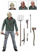 Friday The 13th Part 3 Ultimate Jason Action Figure by NECA