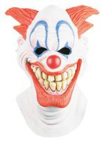 Clown Full Overhead Deluxe Latex Mask by Rubie's.