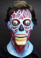 They Live Full Overhead Mask by Trick Or Treat Studios
