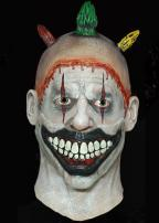 American Horror Story - Twisty The Clown Full Overhead Economy Mask by Trick Or Treat Studios