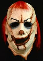 The Clown Skinner Face Only Mask by Trick Or Treat Studios