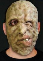 The Leper Face Only Mask by Trick Or Treat Studios