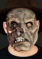 Skinned Face Only Mask by Trick Or Treat Studios