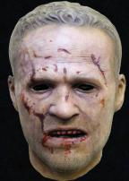 The Walking Dead Merle Walker Full Overhead Mask by Trick Or Treat Studios