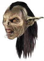 Lord Of The Rings Moria Orc Full Head Deluxe Latex Mask by Rubie's