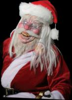 Santa Claws Mask by Bump In The Night Productions.