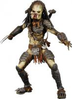 Alien vs Predator 2 Requiem Unmasked Predator Figure by NECA.