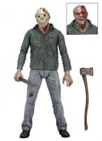 Friday The 13th Series 1 Battle Damaged Jason Figure by NECA