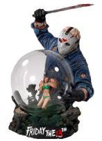 Friday The 13th Jason Voorhees Horror Globe by NECA