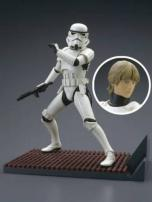 Star Wars Classic Stormtrooper EP 4 Soft Vinyl 7th Scale Kit by Kotobukiya