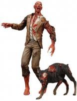 Resident Evil Archives Series 3 Crimson Head Zombie Figure by NECA