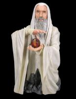 Lord Of The Rings Saruman Mini Bust by Gentle Giant.
