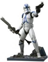 "Star Wars Clone Trooper EP3 ""Snap Fit"" Soft Vinyl 7th Scale Kit by Kotobukiya"