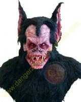 Bat Demon Mask by Bump In The Night Productions.