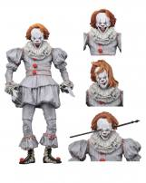 IT Well House Pennywise Ultimate Action Figure by NECA