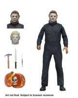 Halloween 2 1981 Ultimate Michael Myers Action Figure by NECA