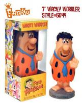 The Flintstones Fred Bobble Head Knocker by FUNKO