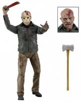 Friday The 13th Series 2 Battle Damaged Jason Figure by NECA