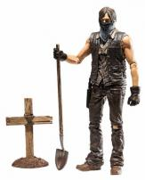 The Walking Dead TV Series 9 Daryl Dixon Figure by McFarlane