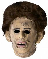 Texas Chainsaw Massacre Classic Deluxe Leatherface Mask by Rubie's