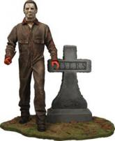 "Rob Zombie's Halloween Michael Myers 7"" Action Figure by NECA."