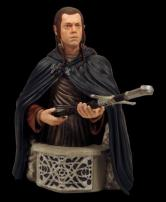 Lord Of The Rings Elrond Ringbearer Mini Bust by Gentle Giant.