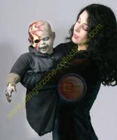 Zombie Zack Puppet by Bump In The Night Productions.
