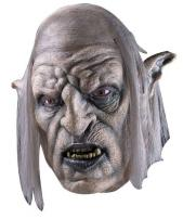 Lord Of The Rings Orc Overseer Full Head Deluxe Latex Mask by Rubie's