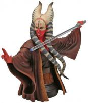 Star Wars Shaak Ti Mini Bust by Gentle Giant.