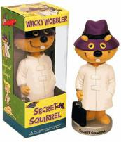 Secret Squirrel Bobble Head Knocker by FUNKO