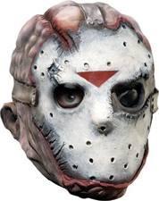 Friday The 13th Full Overhead Deluxe Adult Jason Mask by Rubie's