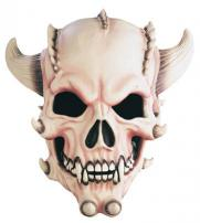 Demon Skull Adult Full Overhead Deluxe Latex Mask by Rubie's