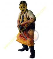 Cinema Of Fear Series 1 Leatherface Figure by MEZCO.
