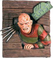 A Nightmare On Elm St Freddy Krueger Wallbreaker by Rubie's.