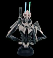Star Wars General Grievous Mini Bust by Gentle Giant.