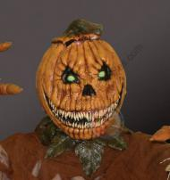 Pumpkin Rot Mask by Bump In The Night Productions.