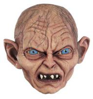 Lord Of The Rings Gollum Full Head Deluxe Latex Mask by Rubie's
