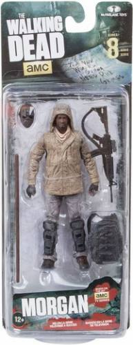 The Walking Dead TV Series 8 Morgan Jones Figure by McFarlane
