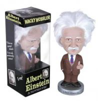 Albert Einstein Bobble Head Knocker by FUNKO