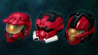 HALO 3 Helmet Pack 2009 Wave 1 Set 1