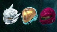HALO 3 Helmet Pack 2009 Wave 1 Set 2