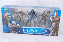HALO Anniversary Series 1 Fearless Leaders 3 Pack