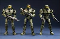 HALO Anniversary Series 2 Spirit Of Fire (Red Team) Box Set by McFarlane